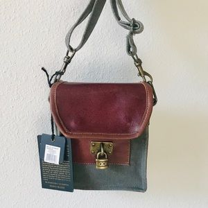 Mona B locksmith crossbody Bag